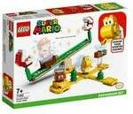 LEGO Super Mario Piranha Plant Power Slide Expansion Set - 71365 $19 + $3 C&C ($0 with $20 Spend) /+ $9 Delivery @ Target