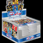 Win a Box of AFL Team Coach 2021 AFL Footy Cards (36 Packs) from Lace Out