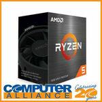 AMD Ryzen 5 5600X $386.10 ($377.52 eBay Plus) Delivered @ Computer Alliance eBay