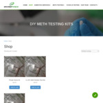 $10 off Storewide on DIY Methamphetamine Home Testing Kits ($29 for 1, $89 for 5, $139 for 10) + Shipping @ Enviroforce