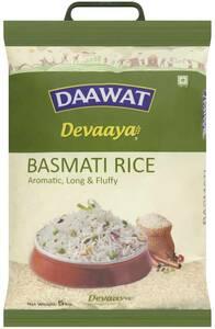 Daawat Basmati Rice 5kg $10 @ Woolworths
