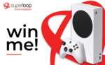 Win a Xbox Series S 512GB Console Worth $450 from Superloop