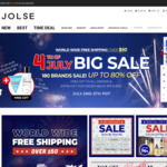 Free DHL Shipping With US$50 Spend (Save US$15) Missha Sun Gel SPF50+ US$7.99 Purito Buffet Serum US$13.99 + More @ Jolse