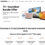 """Samsung Q70A 75"""" QLED TV + Q900A Soundbar $3,448 ($3,118 after Cashback) Delivered @ Samsung"""