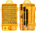 110 in 1 Screwdriver Set $18.01 (Was $24.68) + Delivery ($0 with Prime/ $39 Spend) @ Ottertooth Direct via Amazon AU