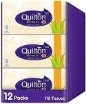 Quilton 3 Ply Aloe Tissues 12pk $11.90 ($10.71 S&S), Extra Thick $12.45 ($11.21 S&S), 4 Ply Pocket $7.05 ($6.35) + Post @ Amazon