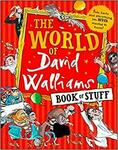 The World of David Walliams Book of Stuff: Fun, facts & everything you NEVER wanted to know - $3.99 + Post ($0 Prime) - AmazonAU