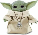 [Back Order] Star Wars The Mandalorian - Baby Yoda - Grogu - The Child Animatronic Plush - $54 Delivered (Was $106.99) @ Amazon