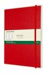 Moleskine Smart Paper Tablet, Plain XL Scarlet Red $8 + $8.80 Shipping @ Milligram Outlet