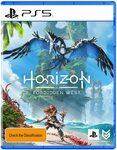 [PS5, Preorder] Horizon Forbidden West $88 Delivered @ Amazon AU