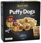 Marathon Puffy Dogs 600g Pack $4 @ Coles