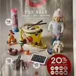 20% off Toys from LEGO, Hot Wheels, NERF, Vtech, Barbie, Fisher-Price, Play-Doh & More @ Target