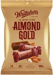Whittaker's Milk Chocolate 180g 12 Pack $4 @ Big W