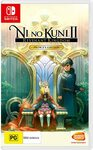 [Switch] Ni No Kuni II Revenant Kingdom $68, Dragon Ball Z Kakarot $68 & Other Offers Delivered @ Swapware Game Amazon AU