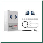 BASN Blue Bsinger BC100 in-Ear Monitor Headphones $42.48 & Free Shipping @ Hmoutlet