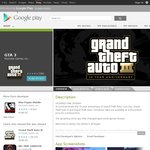 Grand Theft Auto 3 Gaming App on Google Play for $0.99 for a Limited Time