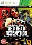 Red Dead Redemption - Game of The Year Edition (Xbox360/PS3) for $25.35 Including Postage
