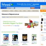 Fishpond.com - 11% Off All Books - Ends Midnight Saturday