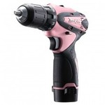 Makita Cordless Drill Driver 10.8v Pack (Pink Special Edition) $109.95 with Free Shipping