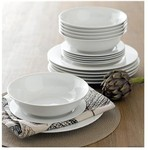 House Online - Maxwell & Williams Cashmere Coupe 18 Piece Dinner Set NOW $89.95 + FREE Shipping