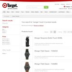 Wenger Swiss Made Watch from $40 Target, Click & Collect or $9 Shipping