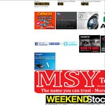 """MSY 10% off All Monitors This Weekend Only - 27"""" ASUS PB278Q $557"""