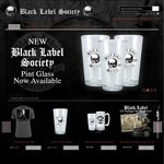 5x Black Label Society T-Shirts for USD $50 + Shipping