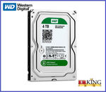 Western Digital Green WD40EZRX 4TB Hard Drive $141 (now $145)  Shipped (AU Stock) @ EB King eBay