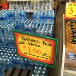 Blacktown NSW $1.50 12x 600ml Bottles of Water @ King of Discounts