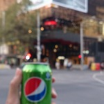 FREE 375ml Can of Pepsi Next at Melbourne Central Station (VIC)