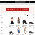 THE ICONIC 25% off All Sale Items with $79 Minimum Spend