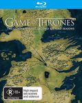 Game of Thrones Season 1-3 Box Set Blu Ray, Cot Mattress & More $25 Delivered Each @ The Nile