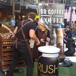 [World Square, Sydney, NSW] Free Rush Iced Coffee