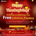 Free - DVDFab Lifetime Passkey for DVD & Blu-Ray