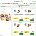 Woolworths Homebrand Fruit Mince Pie $0.30 Per Pack of 6 @ Top Ryde NSW