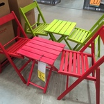 Marquee 3 Piece Outdoor Setting $17.25 (RRP $69) @ Bunnings Warehouse