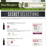 Thirteen Secret Wines: 40-55% off, 92-96pts, $12-$39/bt @ Dan Murphy's