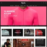 RAPHA - 20% off Full Priced items