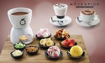 $18 for Fondue and Hot Drinks for Two People at Mövenpick, Maribyrnong VIC via Groupon