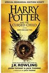 Harry Potter and The Cursed Child - Parts I & II $25 Shipped from UK @ Book Depository