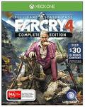 (XB1) Far Cry 4 Complete $31.98, Fallout 4 $39.98 (Delivered) @ Microsoft Store
