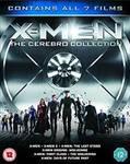 X-Men - The Cerebro Collection [Blu-ray] 1-7 - £16.08 (~AU$27.24) Shipped @ Amazon UK