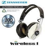 Sennheiser Momentum 2.0 Over Ear Wireless Ivory - $363.20 (Incl. $100 Cash Back) Delivered @ Wireless1 eBay + More