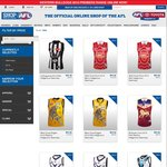 2016 Official AFL Guernseys from $59.49 + Shipping @ AFL Online Store