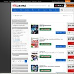 EB Games - 4 Pre-Owned Games for $15 (+Postage)