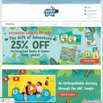 25% off Personalised Storybooks and Puzzles - Was $20, Now $14 + Shipping @HippoBlue