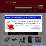 QNAP NAS TS-251A (4GB) 4TB/6TB/12TB $599/$699/$999, TS-451A (4GB) 8TB/12TB/24TB $1069/ $1269/ $1899 + 2% Payment Fee @ PC Lan