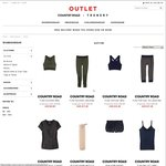 Country Road Outlet Online: Extra 50% All Womens Active