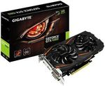 Gigabyte GeForce GTX 1060 WindForce OC 3G $252 Delivered @ PC Byte (eBay)