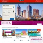 Hotels.com 8% with Discount Coupon When You Prepay
